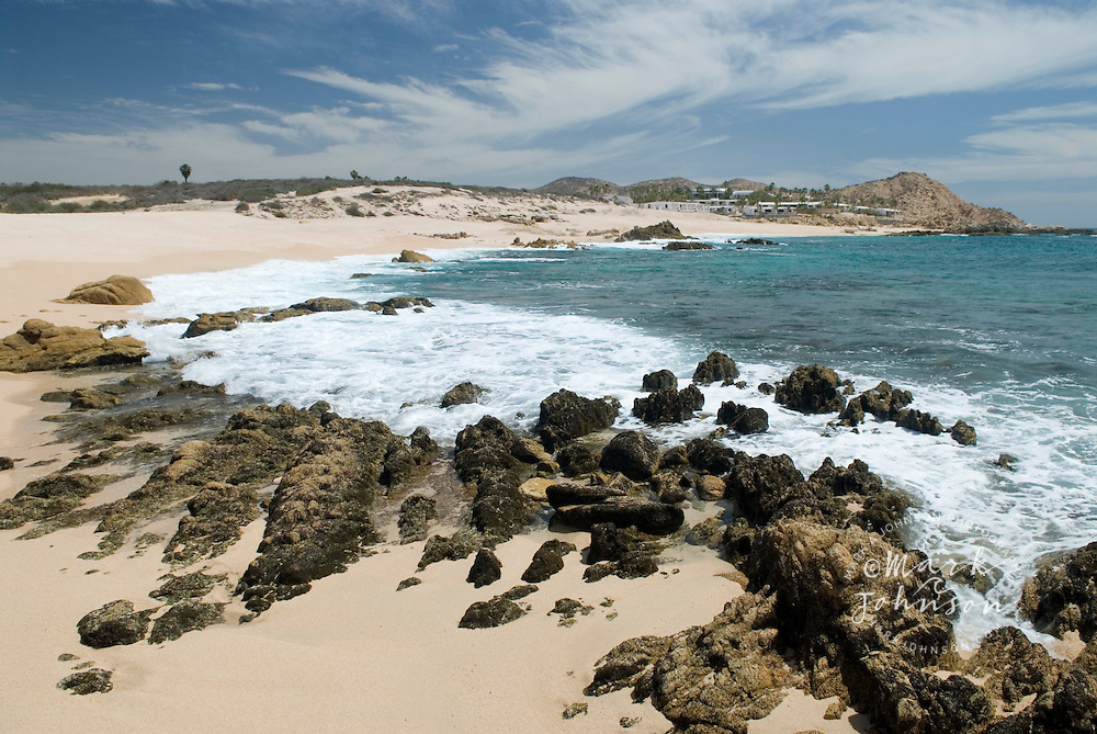 Playa Las Viudas (Twin Dolphins Beach), near Cabo San Lucas, Baja California Sur, Mexico