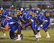 Oxford High's Aaron McNeal (2) vs. Senatobia in high school football in Oxford, Miss. on Friday, September 9, 2011. Oxford won 40-20.