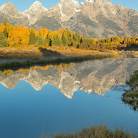 Schwabacher's Landing in Grand Teton National Park
