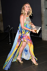Claire Sweeney attends The Arqiva Commercial Radio Awards at The Round House, Chalk farm Road, London on Wednesday 8 July 2015