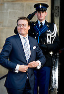 24-11-2015 AMSTERDAM - King Willem-Alexander, Patron of the Foundation Erasmus Prize, awarded at the Royal Palace in Amsterdam, the Erasmus Prize to the 'Wikipedia community. The prize is awarded in the presence of Queen M&aacute;xima, Princess Beatrix and Prince Constantijn. COPYRIGHT ROBIN UTRECHT<br /> 24-11-2015 AMSTERDAM - Koning Willem-Alexander, Regent van de Stichting Praemium Erasmianum, reikt in het Koninklijk Paleis Amsterdam de Erasmusprijs uit aan de 'Wikipedia Community'. De prijs wordt uitgereikt in aanwezigheid van Koningin M&aacute;xima, Prinses Beatrix en Prins Constantijn. COPYRIGHT ROBIN UTRECHT