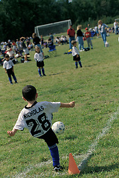 Sports Youth soccer league competition
