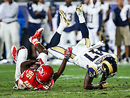 Football: Los Angeles Rams vs Kansas City Chiefs