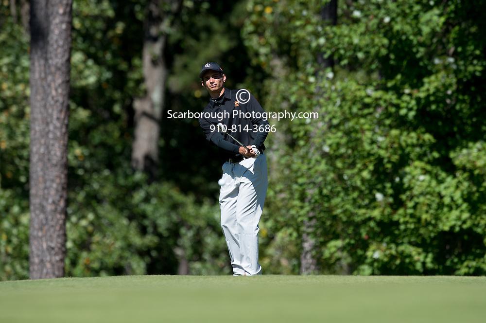 2014 Campbell University Men Golf at NCSU
