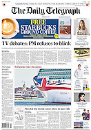 A beautiful image showing the vast P&O cruise ship Britannia coming into Portsmouth Harbour Hampshire UK. Front page status showcases the quality of commercial photography by Christopher Ison.