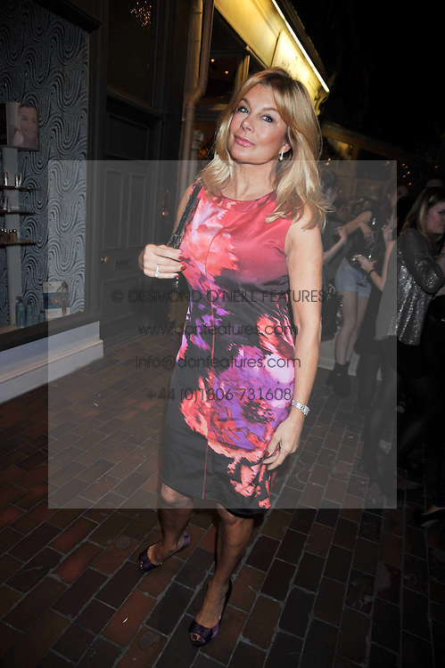 JILLY JOHNSON at the opening party for the new Gail Berry emporium at 187 New Kings Road, London SW6 on 30th September 2009.<br /> <br /> <br /> <br /> BYLINE MUST READ: donfeatures.com<br /> <br /> *THIS IMAGE IS STRICTLY FOR PAPER, MAGAZINE AND TV USE ONLY - NO WEB ALLOWED USAGE UNLESS PREVIOUSLY AGREED. PLEASE TELEPHONE 07092 235465 FOR THE UK OFFICE.*