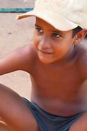 Boy near Belic, Granma, Cuba.