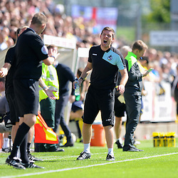 Bristol Rovers Manager Darrell Clarke - Mandatory byline: Dougie Allward/JMP - 07966386802 - 06/09/2015 - FOOTBALL - Memorial Stadium -Bristol,England - Bristol Rovers v Oxford United - Sky Bet League Two