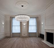 Georgian architecture, gloucester place, london, portman estate, interior, fireplaces, residential