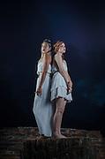 Models Susanne and Yomayra at Patillas, Puerto Rico. (2016)