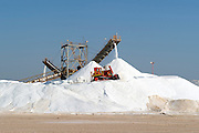 Salt - Port Hedland, Pilbara, Western Australia - Photograph by David Dare Parker °SOUTH
