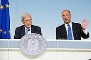 20150827 - Consiglio dei Ministri Alfano, De Vincenti