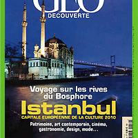 USE ARROWS &larr; &rarr; on your keyboard to navigate this slide-show<br /> <br /> Geo magazine - France<br /> Cover of the special edition &quot;Istanbul&quot;.<br /> Photo: Ezequiel Scagnetti