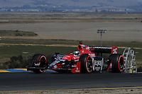 Marco Andretti, Indy Grand Prix of Sonoma, Infineon Raceway, 8/22/2010