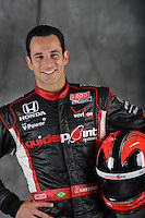 Helio Castroneves, Spring Training, Barber Motorsports Park, Birmingham, AL USA 4/10/2011
