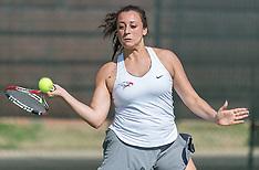 2017 NCCU Women's Tennis vs Towson University