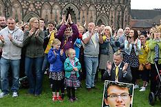 MAY 30 2014 Stephen Sutton Vigil