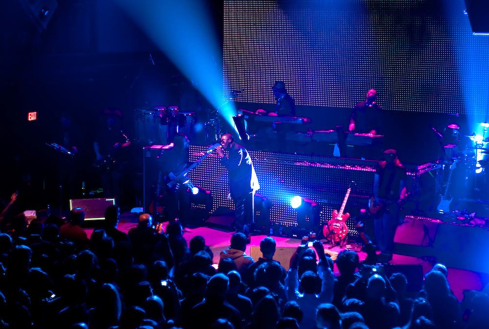 Thivery Corporation, 9:30 Club, Washington, DC, 1/29/09