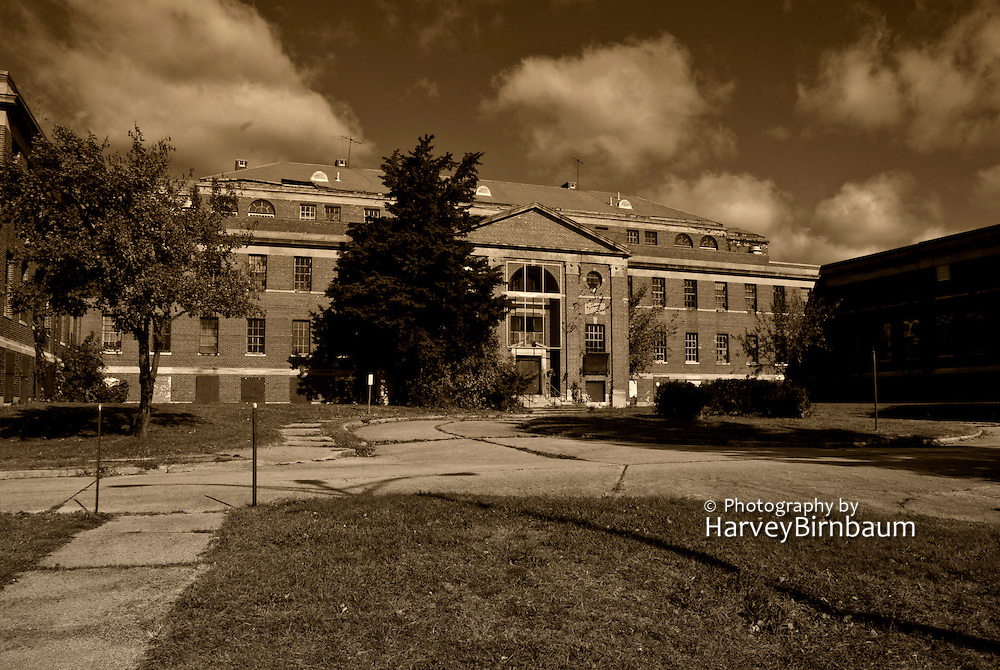 closure of a large amount of mental hospitals During its tenure as a psychiatric hospital it was known by several names- philadelphia state hospital in the wake of the closure of such a large facility.