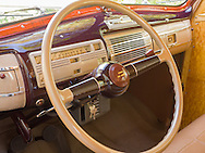 1940 Ford Station Wagon (woody) restored by Mike Dermond.