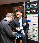 Media Tech Summit 2013 presented by Landmark and Shelly Palmer at Time Life in New York.