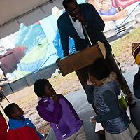 Eagle NJ Mural Unveiling