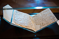A Qur&rsquo;an manuscript held by the University of Birmingham has been placed among the oldest in the world thanks to modern scientific methods.<br /> <br /> Radiocarbon analysis has dated the parchment on which the text is written to the period between AD 568 and 645 with 95.4% accuracy. The test was carried out in a laboratory at the University of Oxford. The result places the leaves close to the time of the Prophet Muhammad, who is generally thought to have lived between AD 570 and 632.<br /> <br /> The Qur&rsquo;an manuscript will be on public display at the University of Birmingham from Friday 2 October until Sunday 25 October and then at the Birmingham Museum and Art Gallery in 2016.