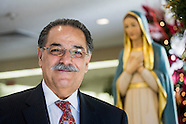 Daughters of Charity Health System CEO Robert Issai