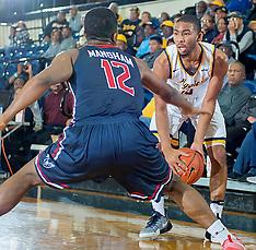 2016-17 A&T Men's Basketball vs Howard University