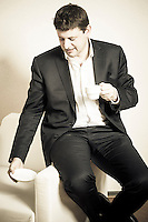 John Crombez,staatssecretaris voor Bestrijding van de sociale en fiscale fraude, socialist sp-a