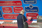 Virgin Trains Nameplates Auction