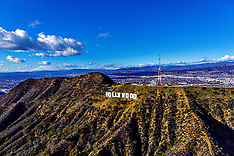 Los Angeles Stock Aerial Photos