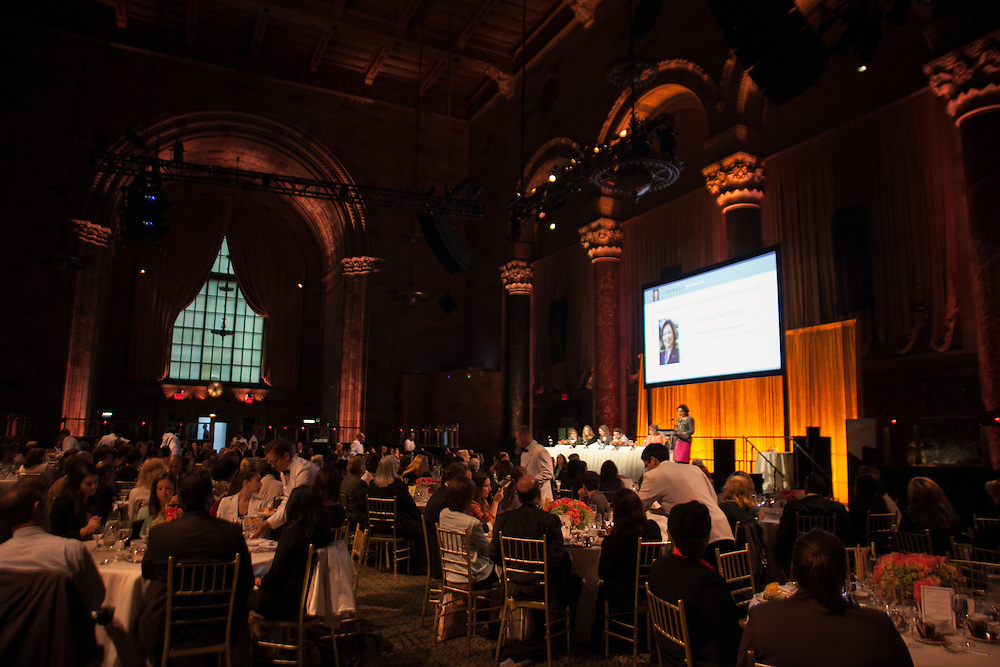 Sandra Day O'Connor Board Excellence Award Luncheon at Cipriani 42nd Street