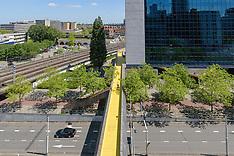 DakAkker en Luchtsingel 2015 Rotterdam centrum, Zuid Holland, Netherlands