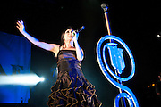 Flyleaf performs live at The Pageant in St. Louis on October 4, 2010