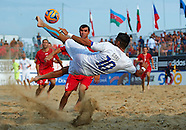 FIFA BEACH SOCCER QUALIFIER EUROPE WORLD CUP 2015