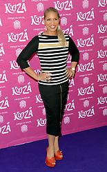 Denise Pearson attends  Cirque Du Soleil Kooza Press Night  at The Royal Albert Hall, Kensington Gore, London on Tuesday 6 January 2015