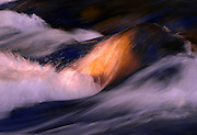 Image of flowing water at Kings Canyon National Park, California