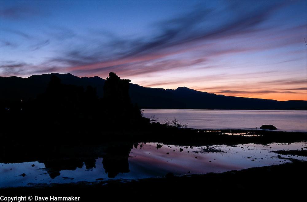 Mono Lake, Lee Vining, California