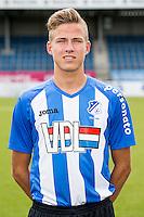 EINDHOVEN - Persdag FC Eindhoven , Voetbal , Seizoen 2015/2016 , Jan Louwers stadion , 22-07-2015 , Dario van den Buijs