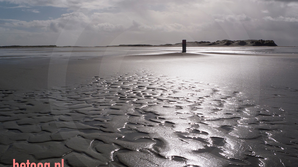 nederland, netherlands - Terschelling island in the northsea