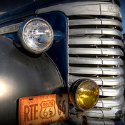 Old truck, Paris Springs Station, Route 66.