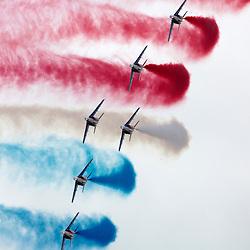 D&eacute;monstrations a&eacute;riennes &agrave; l'occasion du 49&egrave;me Salon International de l'Air et de l'Espace du Bourget. <br /> juin 2011 / Le Bourget / Seine-Saint-Denis (93) / FRANCE<br /> Cliquez ci-dessous pour voir le reportage complet (110 photos) en acc&egrave;s r&eacute;serv&eacute;<br /> http://sandrachenugodefroy.photoshelter.com/gallery/2011-06-49eme-Salon-du-Bourget-Complet/G0000t6ejaUKmyrA/C0000yuz5WpdBLSQ