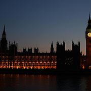 Big Ben and the Houses of Parliment