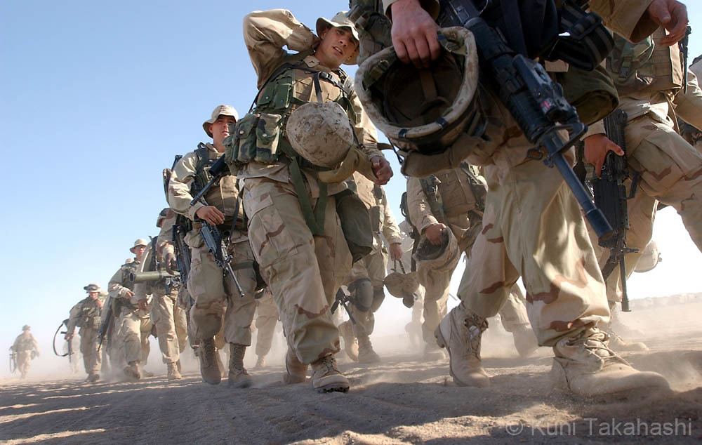 a study of the 2003 invasion of iraq Holds an iraqi child in central iraq in this march 29, 2003  the us-led invasion of iraq on march 19, 2003  iraq the 2011 study said the .