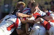 Saracens vs Bristol Rugby, round of the Guinness Premiership, at Vicarage Road, ENGLAND 26.02.2006.   .   [Mandatory Credit, Peter Spurier/ Intersport Images].
