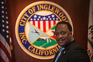 James Butts, Mayor of City of Inglewood