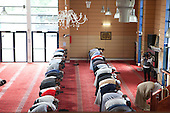 """""""This is Bahrain"""", Religious Freedom Delegation, Nour Mosque, Drancy"""