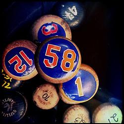 Bats, New york Mets, 2013.