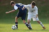 Pitman Boys Soccer vs Gloucester - 10/18/11